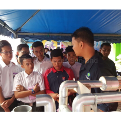 Environmental Programme at SMK Taman Daya 2